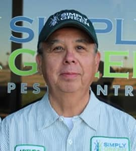 Arturo-A pest control tech gilbert, arizona