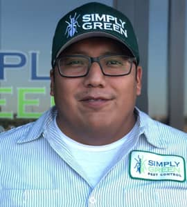 Stephen G pest control tech phoenix, arizona